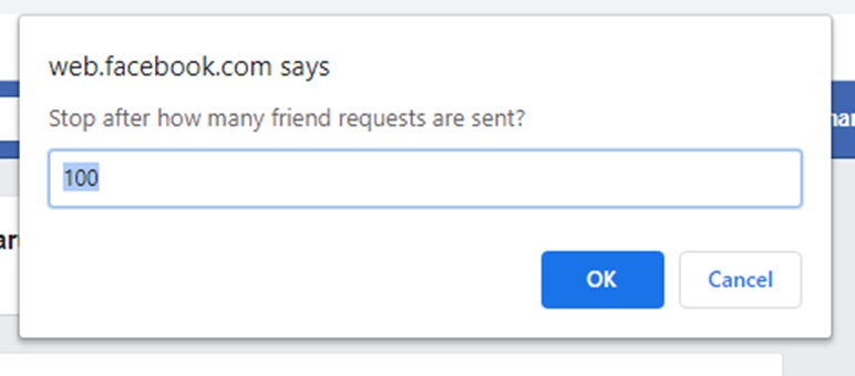Driend requests