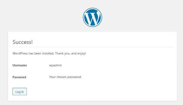 cara, install, wordpress, di, centos, 8, server