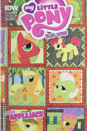 MLP Library Edition #6 Comic