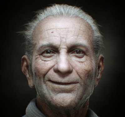 Dante Pirrone (Old man by Sinan Zöngör)