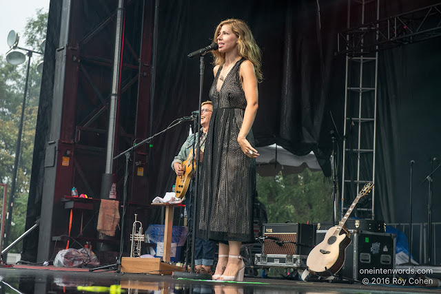 Lake Street Dive at The Toronto Urban Roots Festival TURF Fort York Garrison Common September 17, 2016 Photo by Roy Cohen for  One In Ten Words oneintenwords.com toronto indie alternative live music blog concert photography pictures
