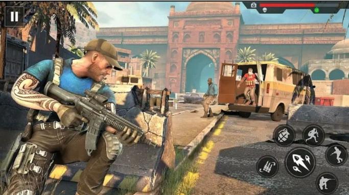 Permainan Perang Terbaik Offline di Hape Android