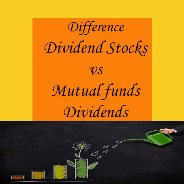 Dividend Stocks vs Mutual funds Dividends. Advantages and Disadvantages of Investing in both