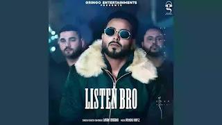 Checkout Khan Bhaini new song Listen bro Lyrics only on Lyricsaavn