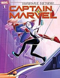 Marvel Action: Captain Marvel (2021)