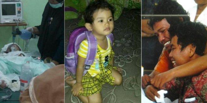 #RIPIntan Trending Topic, Dukacita untuk Korban Bom di Depan Gereja Samarinda