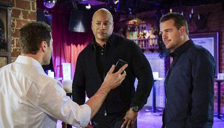 NCIS: Los Angeles - Episode 8.20 - From Havana with Love - Promotional Photos & Press Release