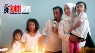 Keluarga Besar Koran dan Online SpiritNews Mengucapkan Selamat Ultah Ketua PWI Sulsel