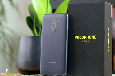 Alasan Pocophone F1 by Xiaomi Menjadi Smartphone Terbaik