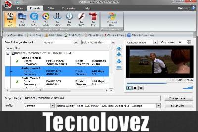 VSDC Free Video Converter - Convertitore video veloce, potente e gratuito