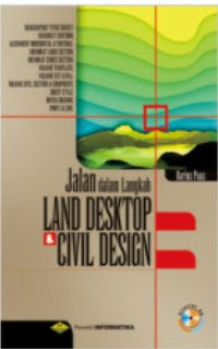 Jalan Dalam Langkah LAND DESKTOP | CIVIL DESIGN | CD