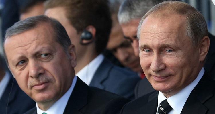 أردوغان و بوتين يدعوان لوقف إطلاق نار في ليبيا بموعد محدد
