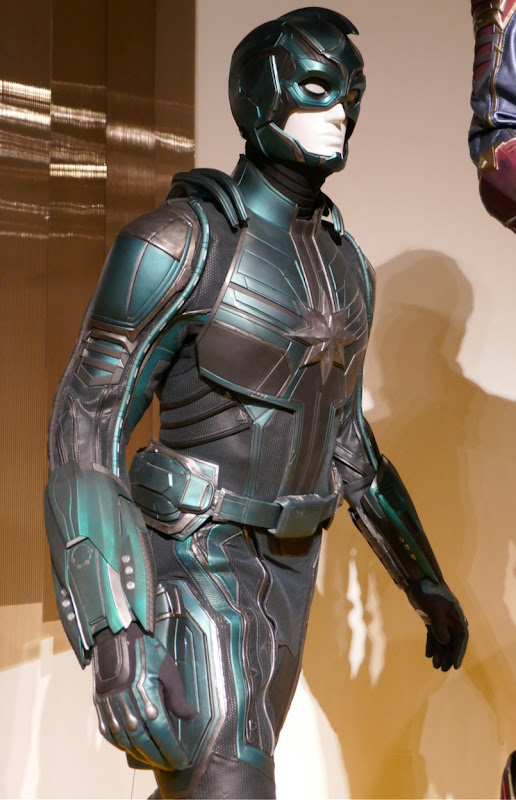 Captain Marvel Yon-Rogg movie costume