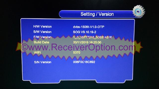 FORSE HD MINI 999 RECEIVER SOFTWARE NEW UPDATE