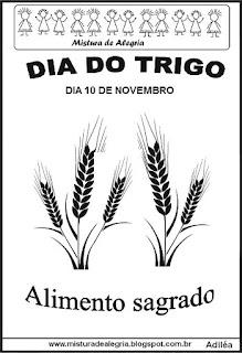 desenho trigo