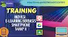 Daftar Peserta Tetap Training E- Learning Tahap II  - 2019