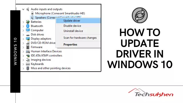 A step by step guide on how to update drivers windows 10 easily