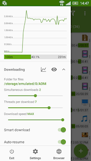 ADM Pro screenshot 1