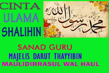 Sanad Keguruan Majlis Darut Thayyibin
