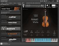 Native Instruments Amati Viola v1.0.0 KONTAKT Library