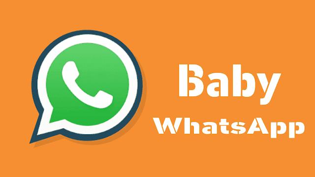 تحميل تطبيق Baby WhatsApp v2.0 (WhatsApp Mod) APK