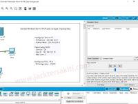 Belajar Packet Tracer #12 - Cara Setting DHCP Server Dengan Cisco Packet Tracer