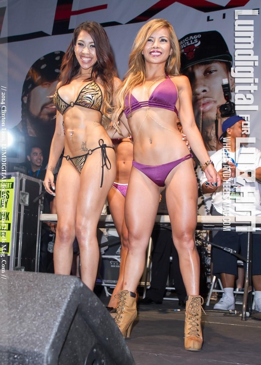 Level 88 bikini contest