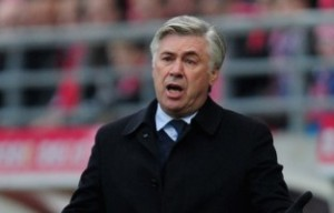 CARLO ANCELOTTI DENIES REAL MADRID APPROACH