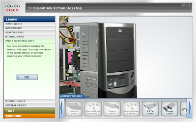 Drives In External Bays