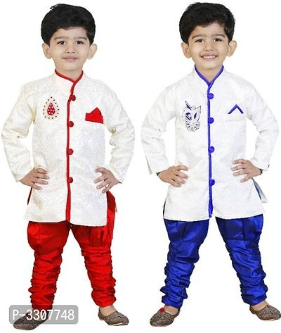 2 to 8 Years Old Boys Ethnic Set Buy 1 Get 1 Free Online Shopping In India   Boys Clothing Online Shopping In India   Kids Fashion  