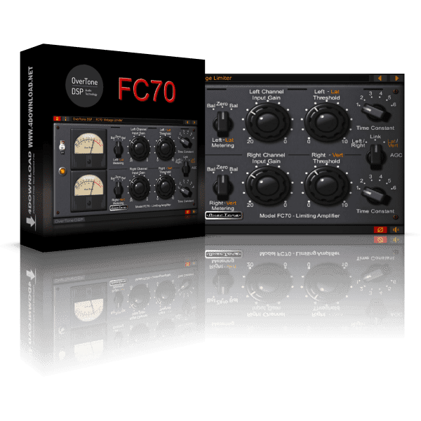 OverTone DSP FC70 v3.0.0 Full version