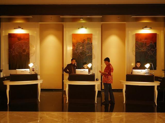 Interior Hotel De Paviljoen Bandung