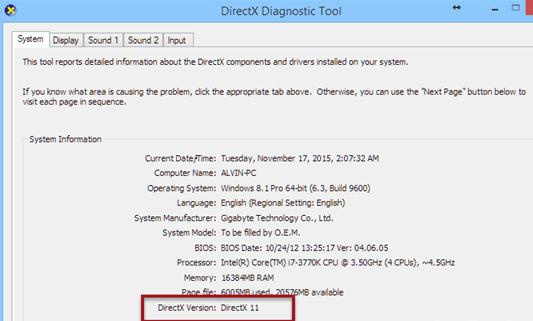 Windows bit для 11 32 10 directx