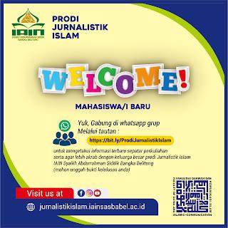 Selamat Datang Mahasiswa/i Baru Jalur SPAN-PTKIN 2020