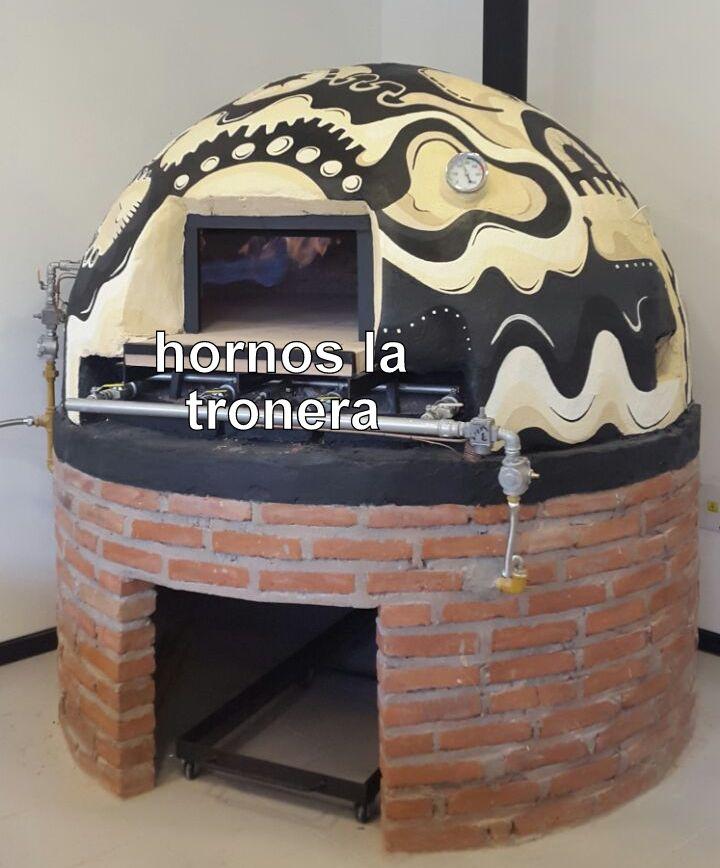 Hornos de barro artesanal hornos de barro o ladrillos - Horno de ladrillo ...