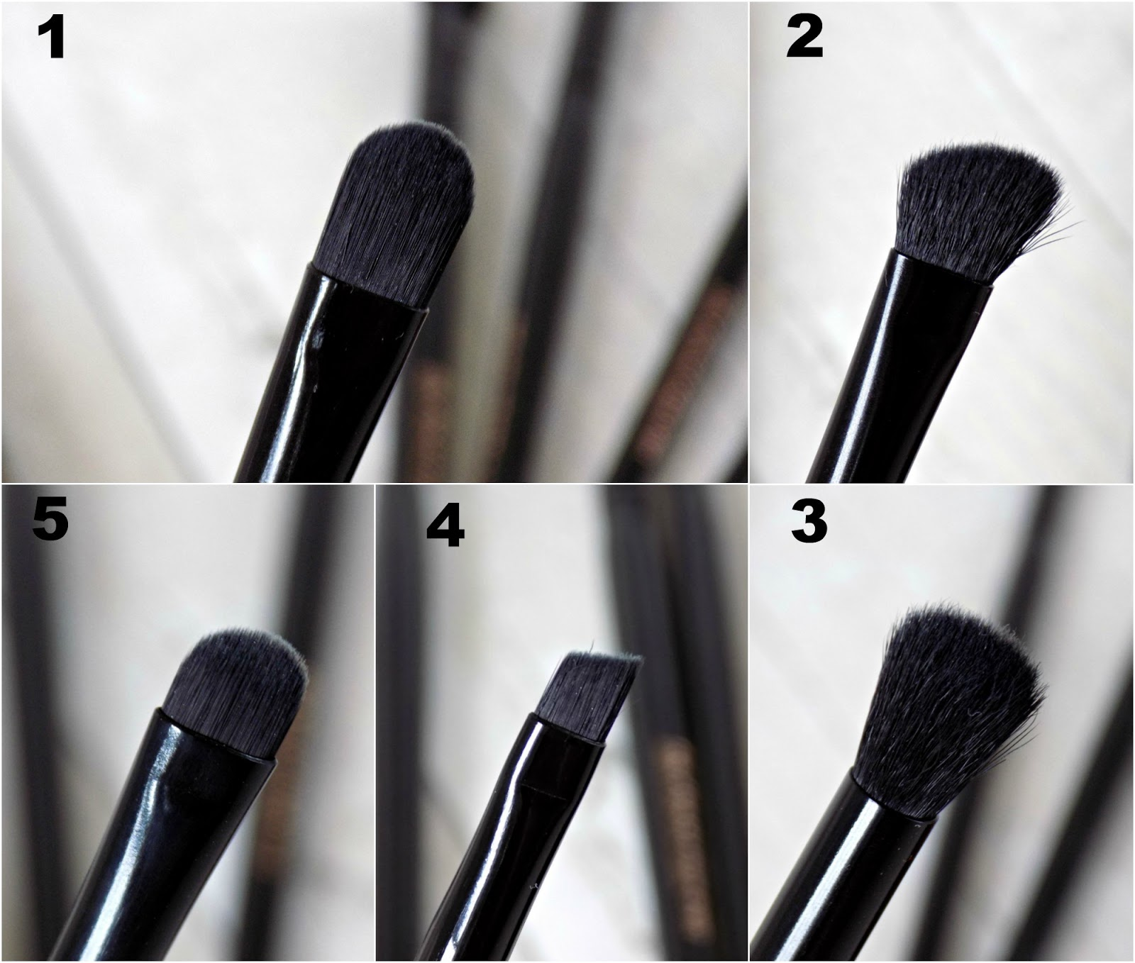 Makeup Revolution Amazing Brush Collection