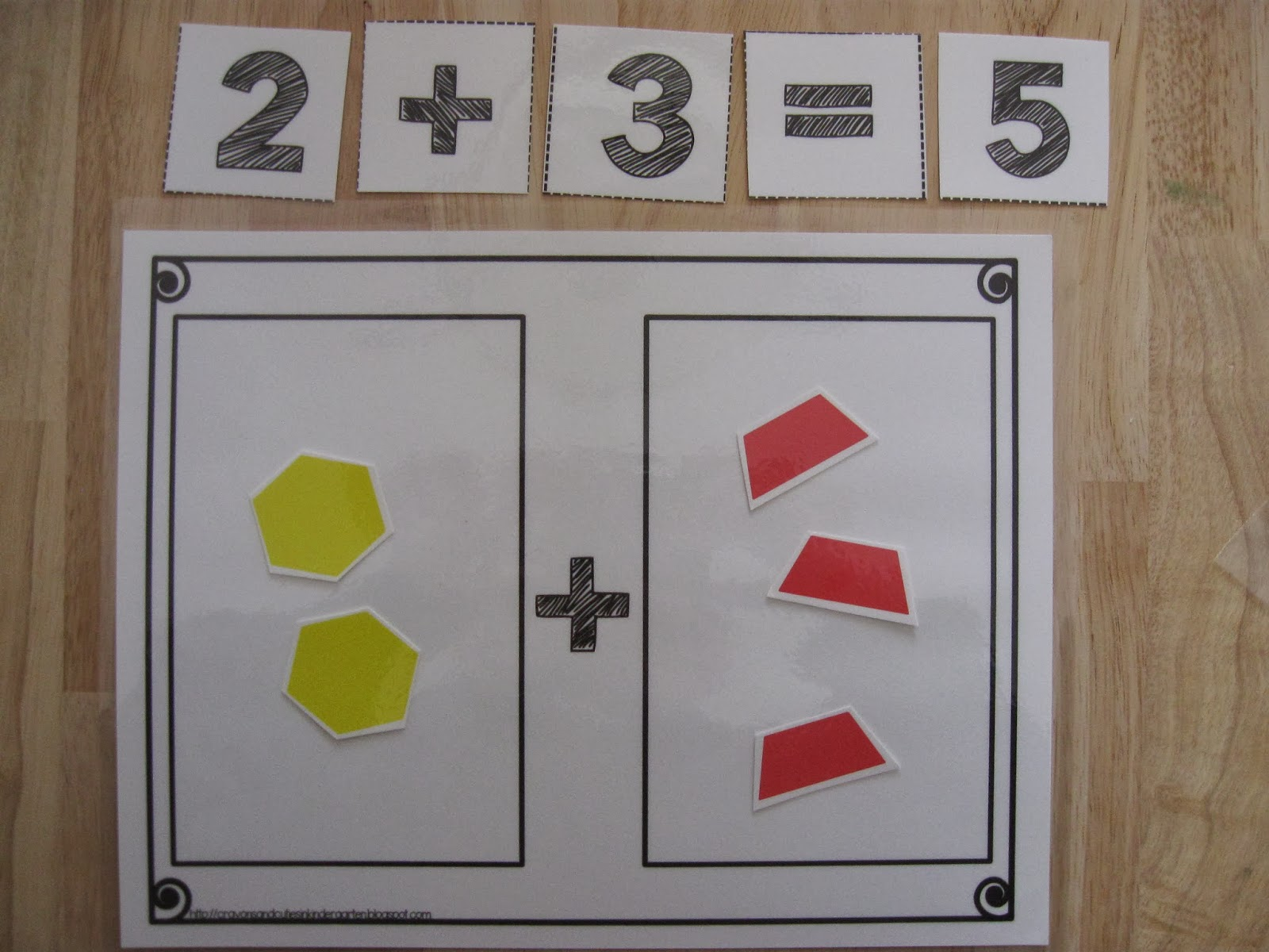 Crayons Amp Cuties In Kindergarten Bright Math Ideas Blog Hop Joining Groups Jamboree