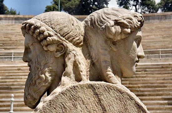 Il capodanno romano - I giardini di giano ...