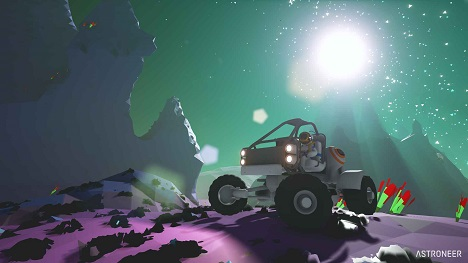 Astroneer PS4 Reveal Trailer