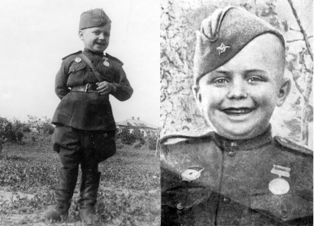 6 лет! Самый молодой солдат Второй мировой войны!