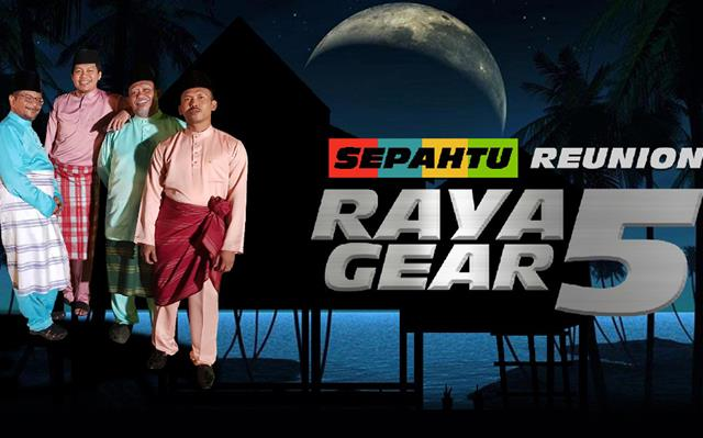 Sepahtu Reunion Gear 5 Episod 1