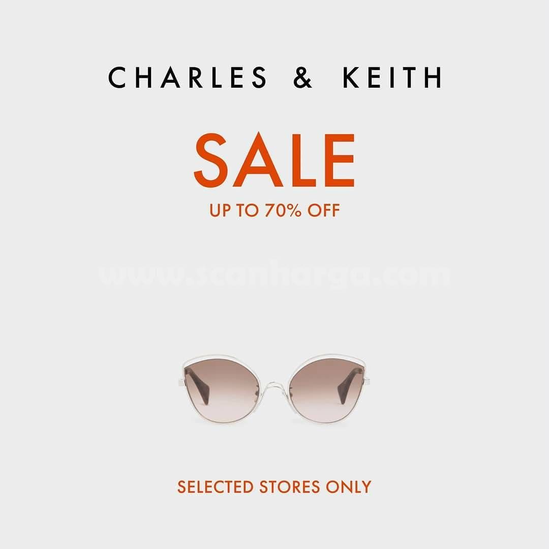 Charles & Keith Promo Payday Treats - SALE up to 70%