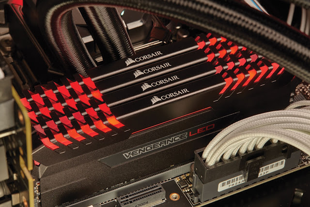 corsair VENGEANCE LED DDR4 RAM