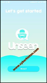 aplikasi Unseen