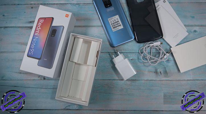 سعر ومواصفات Xiaomi Redmi Note 9S | مميزات وعيوب شاومي نوت 9 إس