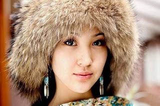 wanita cantik kyrgyzstan