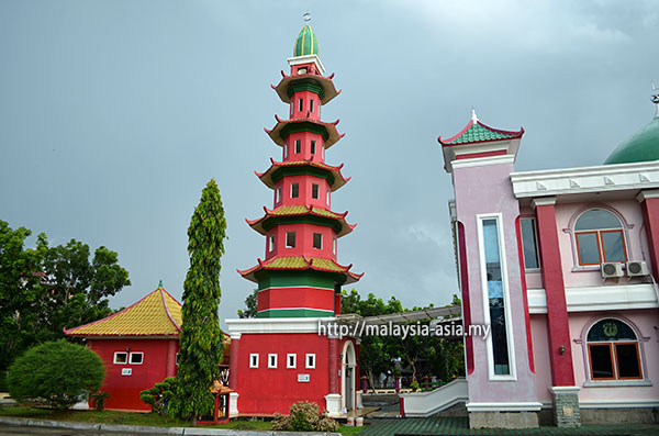 Cheng Ho Mosque Jakabaring