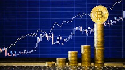Harga Bitcoin Tembus 800 Juta