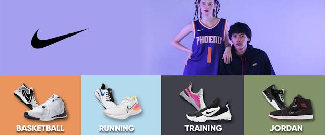 Daftar NIKE Sepatu Olahraga Pria di Flash Sale Blibli Histeria