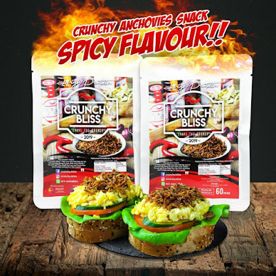 Crunchy Bliss Halal